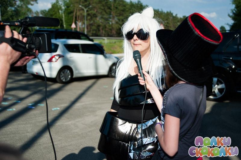 Леди Гага шоу